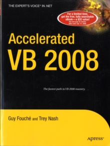 Accelerated VB 2008, Paperback Book