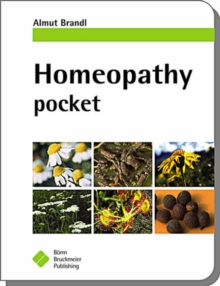 Homeopathy Pocket, Paperback / softback Book