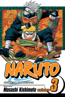 Naruto, Vol. 3, Paperback / softback Book