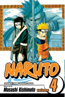 Naruto, Vol. 4, Paperback / softback Book