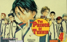 The Prince of Tennis : v. 4, Paperback Book