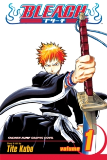 Bleach, Vol. 1, Paperback Book