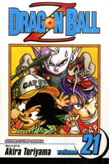 Dragon Ball Z, Vol. 21, Paperback Book