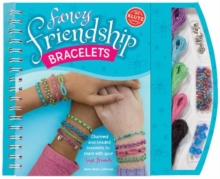 Fancy Friendship Bracelet, Mixed media product Book