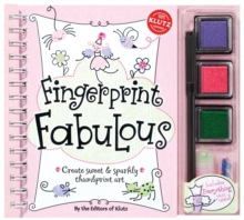 Finger Print Fabulous, Mixed media product Book