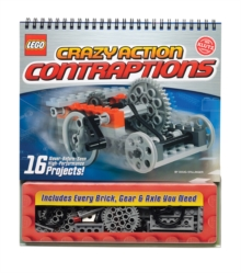 Lego: Crazy Action Contraptions, Mixed media product Book