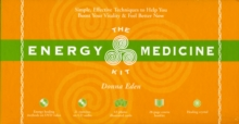 Energy Medicine Kit, Mixed media product Book
