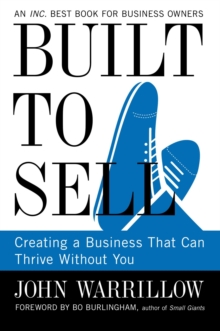 Built To Sell, Paperback / softback Book
