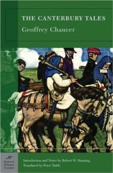 The Canterbury Tales (Barnes & Noble Classics Series), Paperback / softback Book