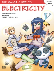 The Manga Guide To Electricity, Paperback Book
