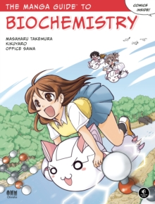 The Manga Guide to Biochemistry, Paperback Book
