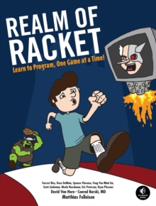 Realm Of Racket, Paperback Book