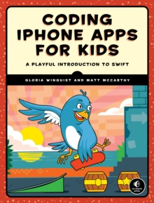 Coding Iphone Apps For Kids, Paperback Book