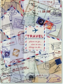 Journal Travel Small, Hardback Book