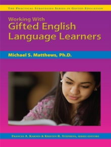 Working with Gifted English Language Learners, EPUB eBook
