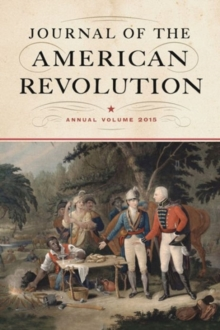 Journal of the American Revolution, Hardback Book