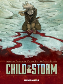 Child of the Storm, Hardback Book