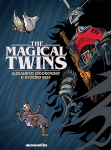 The Magical Twins, Hardback Book
