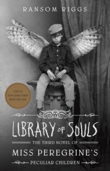 Library Of Souls, Paperback Book