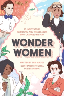 Wonder Women, Hardback Book