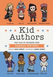 Kid Authors, Hardback Book