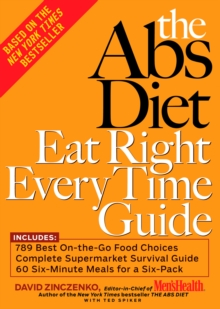 Abs Diet Eat Right Every Time Guide, EPUB eBook