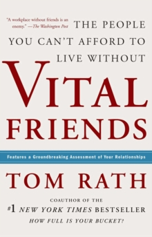 Vital Friends : The People You Can't Afford to Live Without, EPUB eBook