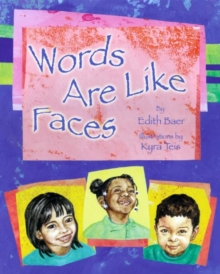 Words are Like Faces, Paperback / softback Book