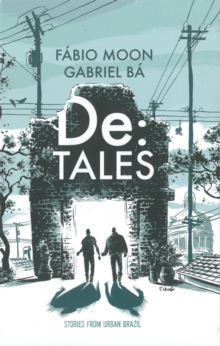 De: Tales - Stories From Urban Brazil, Hardback Book