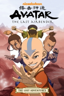 Avatar: The Last Airbender# The Lost Adventures, Paperback / softback Book