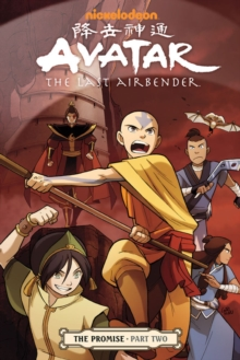 Avatar: The Last Airbender# The Promise Part 2, Paperback / softback Book