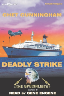 Deadly Strike, eAudiobook MP3 eaudioBook