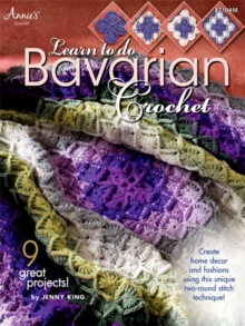 Learn to do Bavarian Crochet, Paperback / softback Book