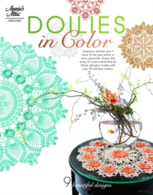 Doilies in Color, Paperback / softback Book