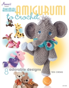 Animal Amigurumi to Crochet : 8 Adorable Designs, Paperback / softback Book