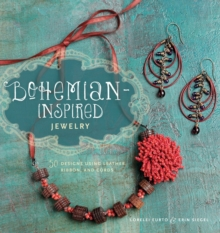 Bohemian Inspired Jewelry, Paperback Book