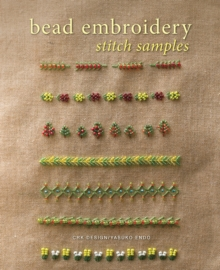 Bead Embroidery Stitch Samples, Hardback Book