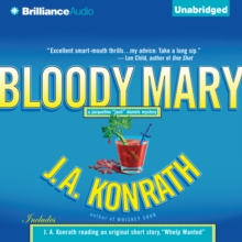 Bloody Mary, eAudiobook MP3 eaudioBook