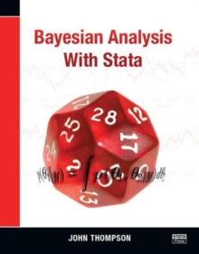 Bayesian Analysis with Stata, Paperback / softback Book