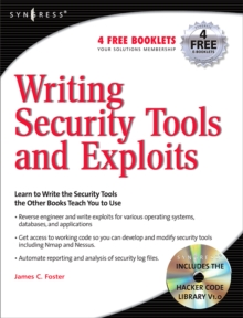Writing Security Tools and Exploits, Paperback / softback Book