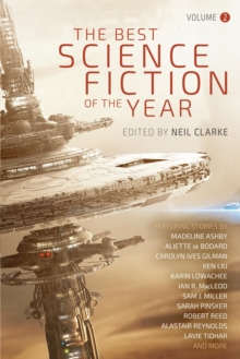 Best Science Fiction of the Year Volume 2, EPUB eBook