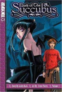 Mark of the Succubus Volume 1 Manga, Paperback Book