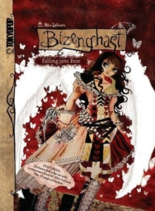 Bizenghast: Falling into Fear Artbook, Paperback Book
