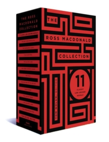 The Ross Macdonald Collection : A Library of America Boxed Set, Hardback Book