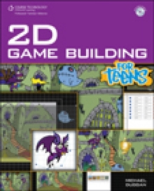 2D Game Building for Teens, Mixed media product Book