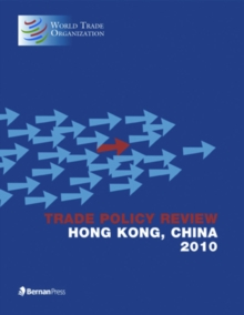 Trade Policy Review - China 2010, Paperback / softback Book