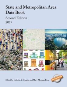 State and Metropolitan Area Data Book 2017, Paperback Book