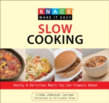 Knack Slow Cooking : Hearty & Delicious Meals You Can Prepare Ahead, EPUB eBook