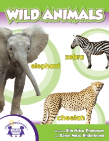Wild Animals, PDF eBook