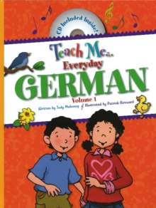 Teach Me... Everyday German : Volume I, Hardback Book